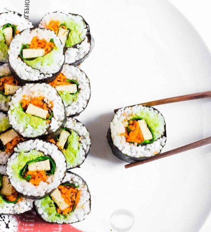 sushi reis selber machen patyessen ideen fingefood japanische rezepte