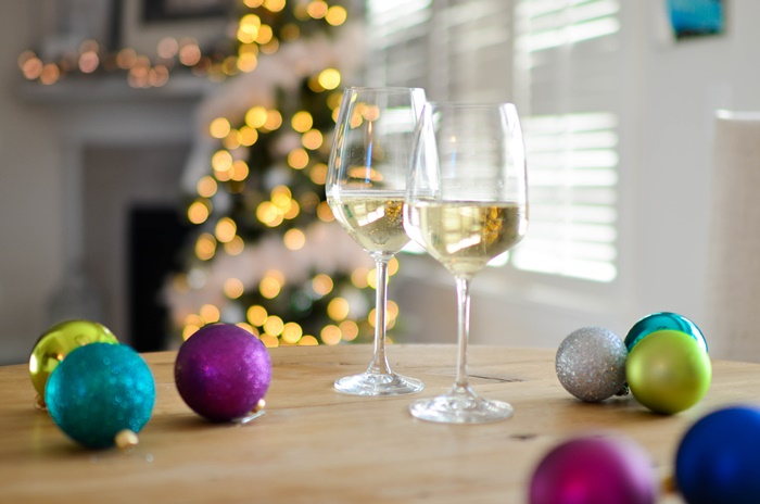weihnachten im büro weihnachtsdeko winterdeko party planen