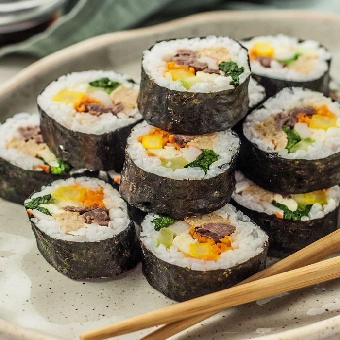 wie macht man sushi die besten rezepte japanisches fingerfood ideen