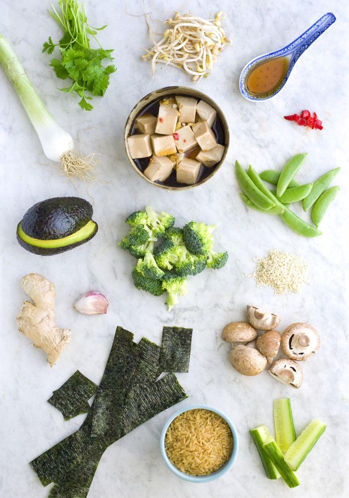 wie macht man sushi leckeres fingerfood partyessen ideen zutaten für sushi