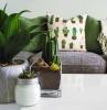 zimmerpflanzen wohnzimmerdeko ideen zimerdeko mit pflanzen