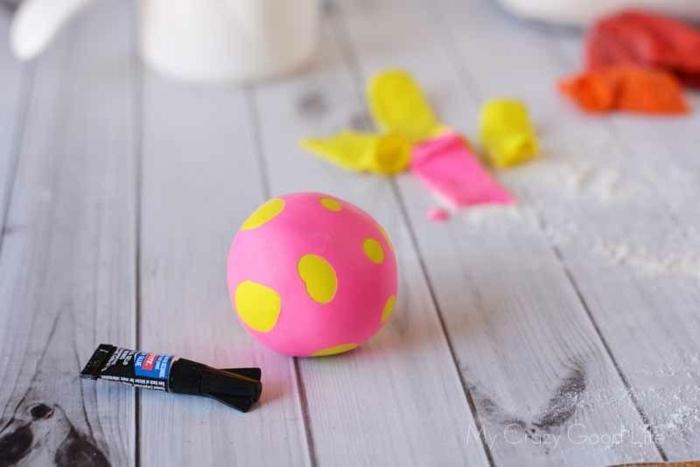 5 muttertagsgeschenke selber machen diy streeball mit schritt für schritt anleitung origenelle geschenke