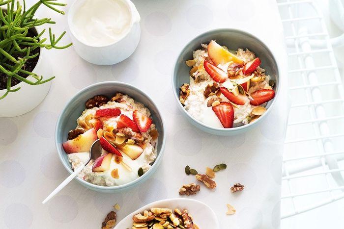 bircher müsli selber machen leckere rezepte zum abnehmen gewicht verlieren