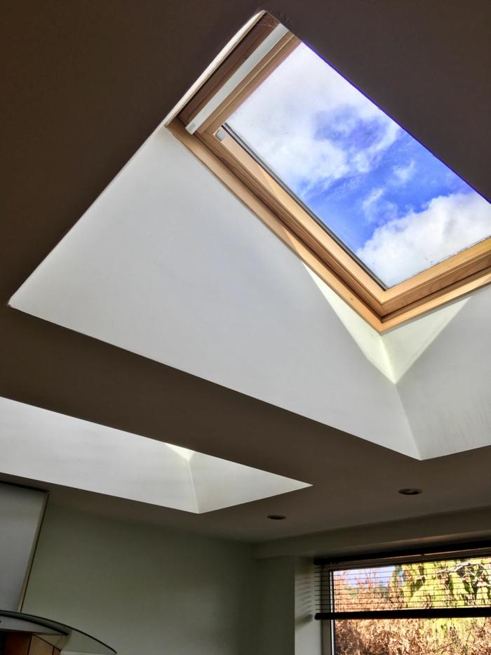 dachfenster austauschen kosten informationen und tipps velux fenster wohnung weiße wände