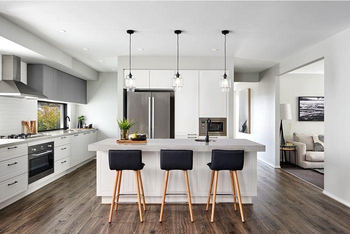 decke streichen ideen küche einrichten und dekroeiren moderne kücheneinrichtung mit insel