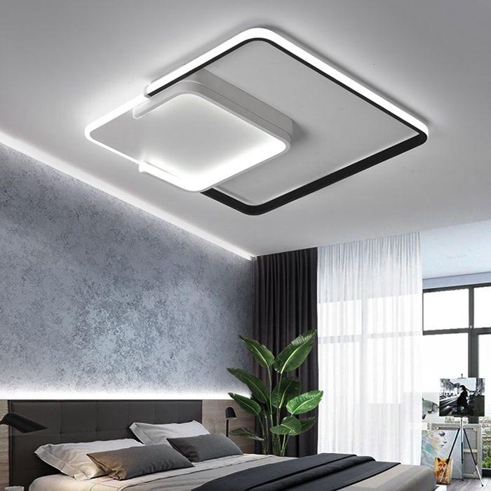 decke streichen ideen lösungen für zimmerdecken schlafzimmer beleuchtung geometrisch