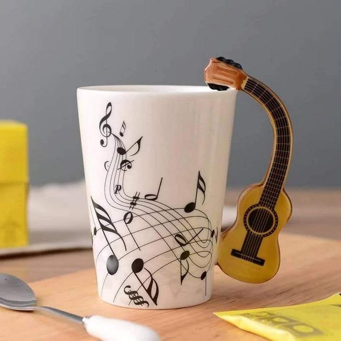 diy geschenke freund valentinstag geschenke für freund geschenk valentinstag mann valentinstag ideen diy tasse mit gitarre valentinstag geschenk