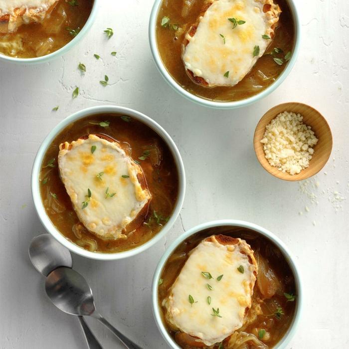 französische nudelsuppe rezepte für dutch oven kleine schüssel zwei löffel leckere suppen inspo