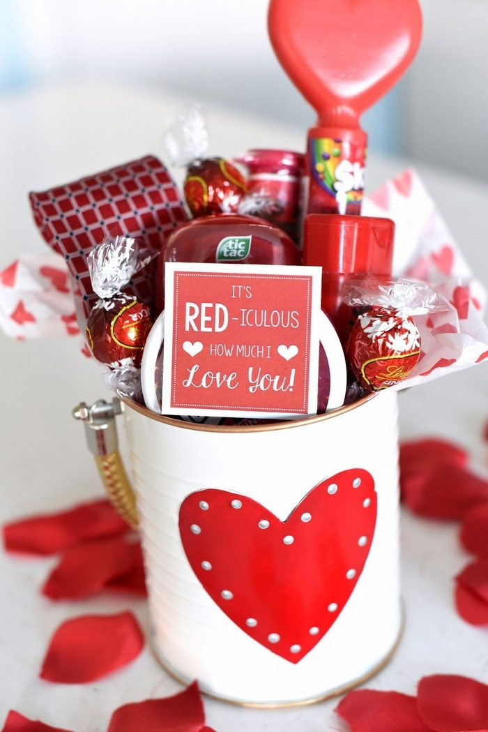 valentine gift baskets ideas awesome 25 diy valentine s day gift ideas teens will love