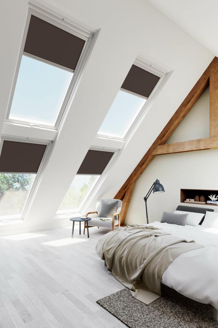 holz balchen schlafzimmer einrichtung stylishe ideen und inspiration große dachfenster austauschen kosten tipp und infos