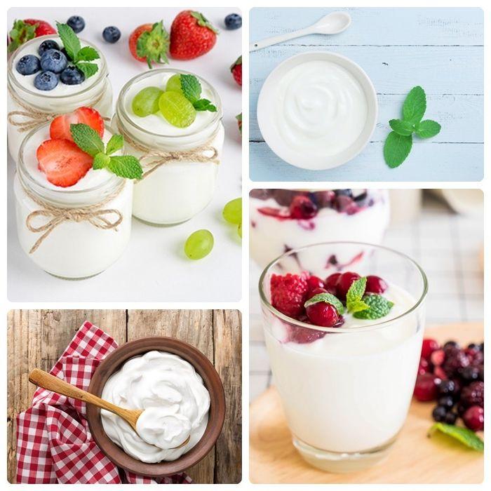 joghurt selber machen verschiedene ideen und rezepte beerenjoghurt fruchtjoghurt zubereitungsweise