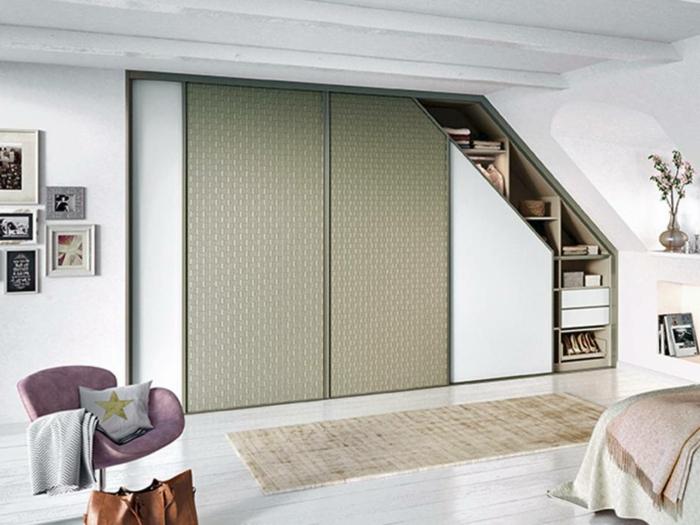 kellerwohnung kellerraum gestalten was bedeutet hochparterre treppen eingebauter schrank schlafzimmer im keller