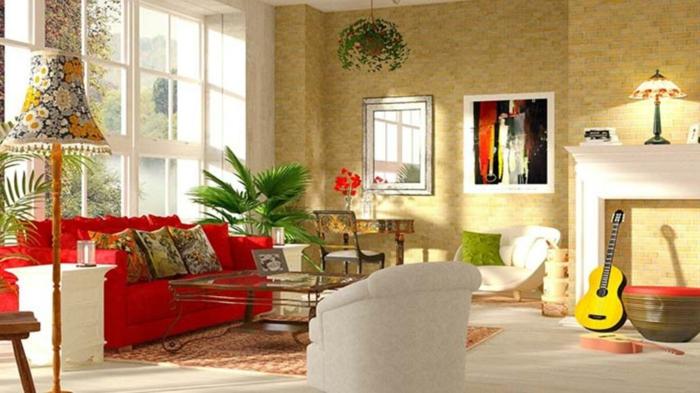 kellerwohnung souterrain bedeutung wohnzimmer im souterrain definizion helles zimmer satte farben möbel