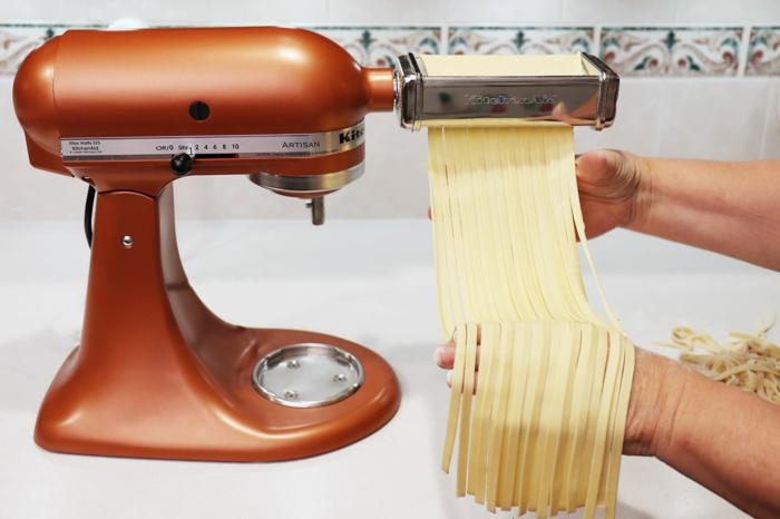 nudeln eine küchenmaschine die vorteile
