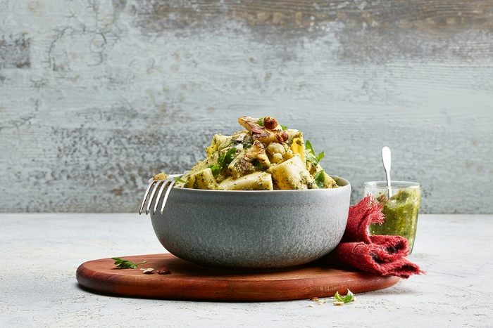 pasta mit blumenkohl romantisches essen zu zweit rezepte valentinstag essen 3 gänge menü rezepte