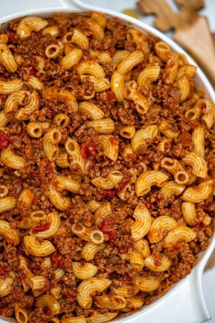 pasta speisen zubereiten dutch oven gulash rezepte gesunde gerichte zubereiten ideen