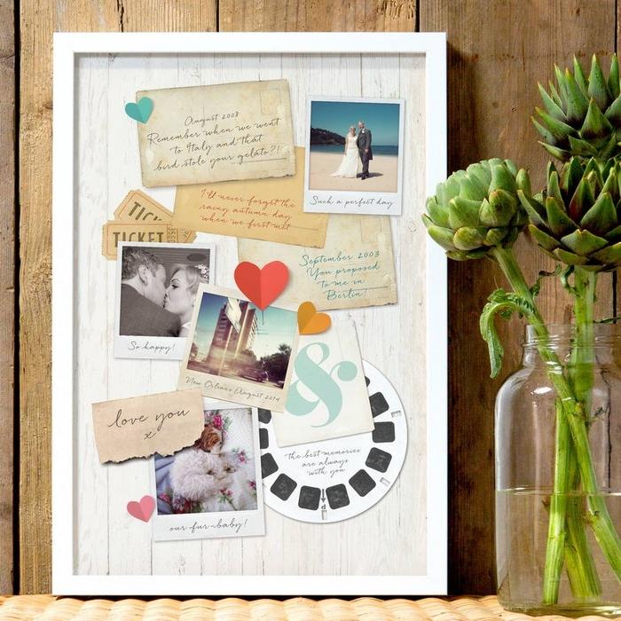 personalisierte bilderrahmen valentinstag geschenke selber machen valentinstag ideen geschenke für valentinstag männer