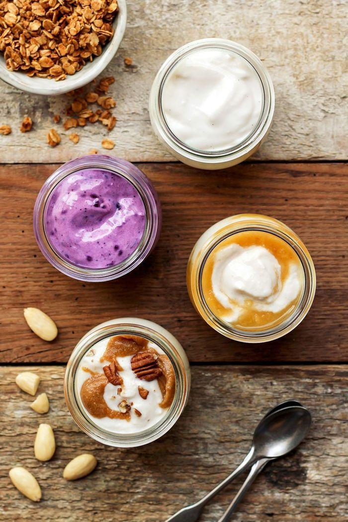 rezepte mit joghurt gesund essen verschiedene ideen für joghurtrezepte
