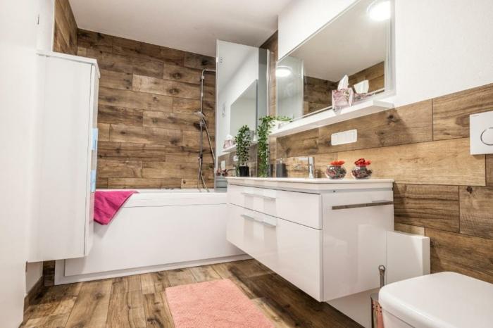 souterrain fenster gestalten modernes badezimmer in kellerwohnung souterrainwohnung bilder weiß holzwände