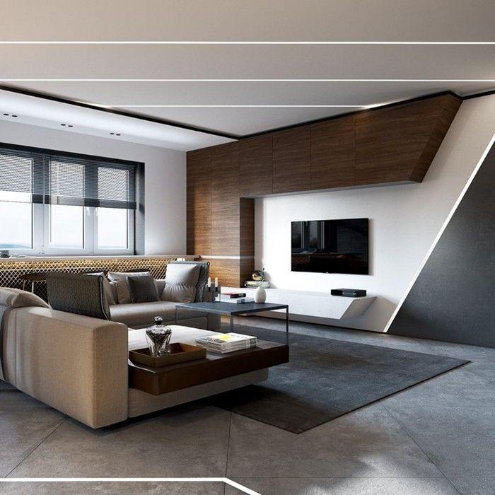 wohnzimmer decke gestalten zimmer dekoriren wohnzimmereinrichtung modern