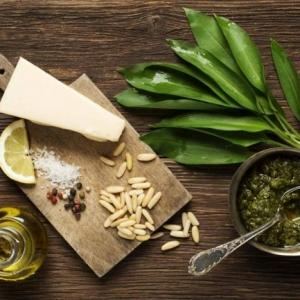 Superschnelle und einfache Bärlauch Rezepte