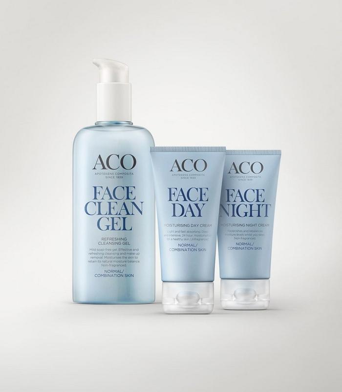gesichtspflege richtige reihenfolge geeignete produkte hauttyp aco hydration