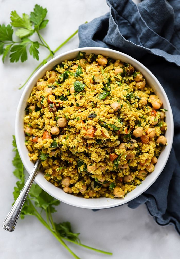 louwen ernährung essen in der schwangerschaft gesunde kohlehydrate quinoa rezepte