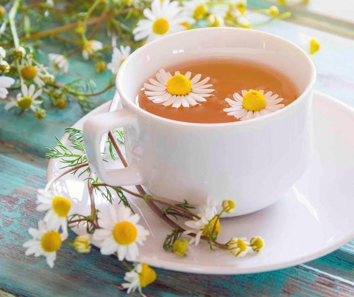 migräne was hilft hausmittel gegen kopfschmerzen mutterkraut tee trinken ständig kopfschmerzen behandeln