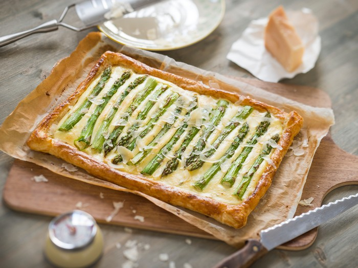 ostergerichte gründonnerstag ostern rezepte osteressen ricotta spargel pastiera italien