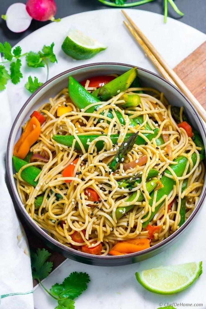 pasta & nudeln schnelles mittagessen gesunde rezepte was koche ich heute