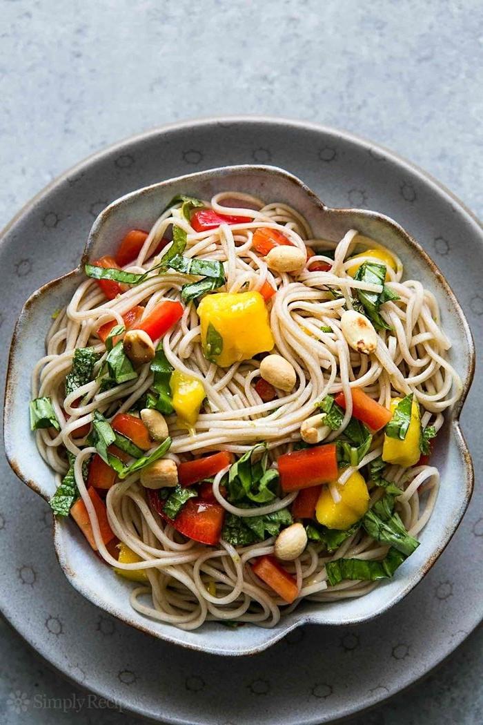 pasta & nudeln was koche ich heute mittagessen ideen rezepte für jeden tag