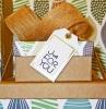 persönliches geschenk eltern beschenken auswählen box mit schleife jsut for you karte