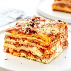 Wir verraten Ihnen, wie sich eine leckere Lasagne selber machen lässt