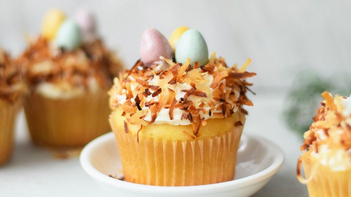 rezepte ostern osterrezepte selber machen chefkoch rezepte ostern cupcakes eier