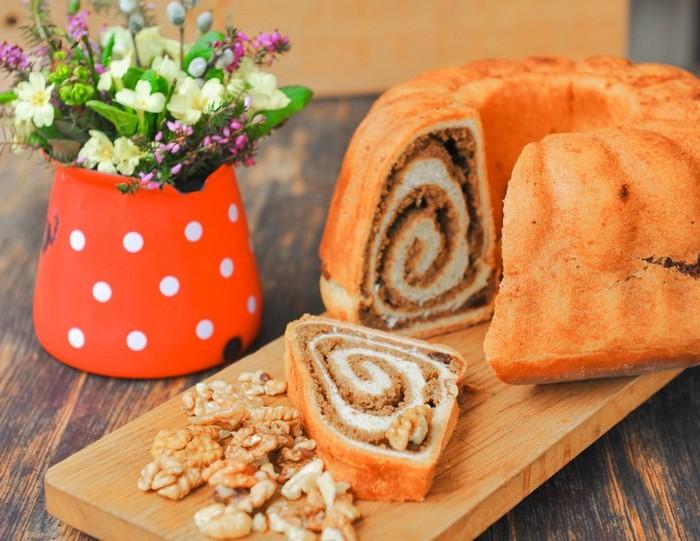 rezepte zu ostern einfach osterrezepte backen potica slowenischer kuchen