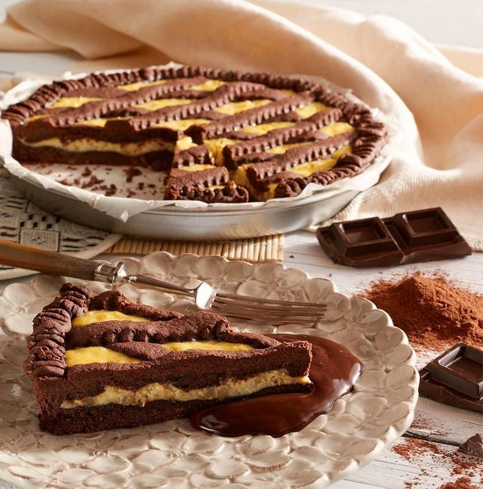 rezepte zu ostern einfach rezepte ostern osteressen nachtisch ostern osterrezepte backen pastiera neapolitana mit chokolade
