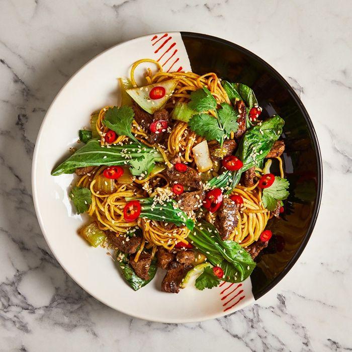 schnelle pasta rezepte leckere gerichte für jeden tag nuddeln salat selber machen