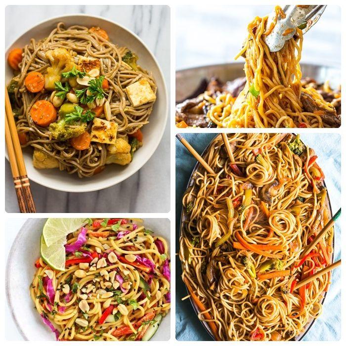 schnelle pasta rezepte was koche ich heute leckere nudeln selber amchen