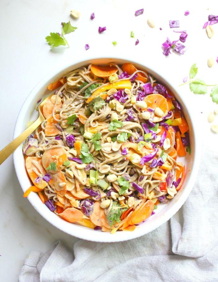 schnelle pasta rezepte was koche ich heute nudeln mit soße und gemüse zubereitung