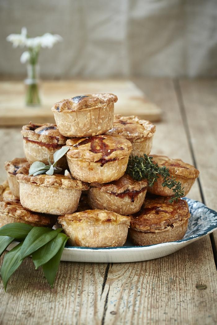 bärlauch muffins rezept elber machen schritt für schriitt rezepte mit bärlauch