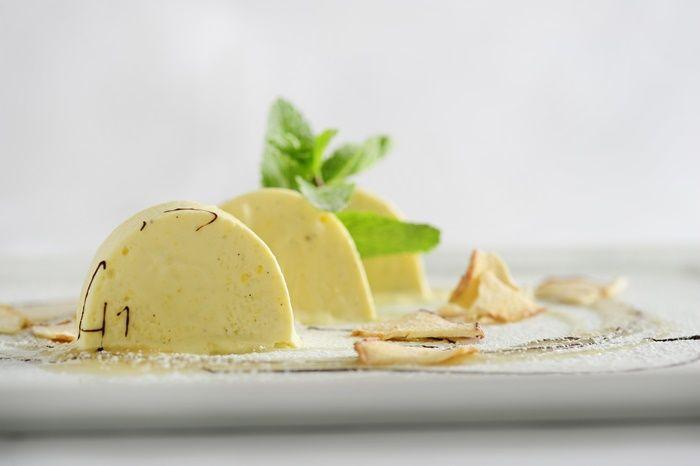 vanille parfait rezept nachtisch ideen sommerdessert getrorene creme einfache zubereitungsweise