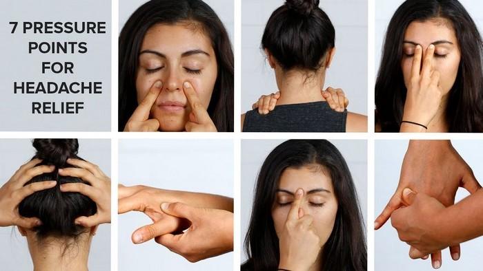 was tun bei kopfschmerzen migräne was hilft einseitige kopfschmerzen 7 punkte massieren am kopf ständige kopfschmerzen lindern