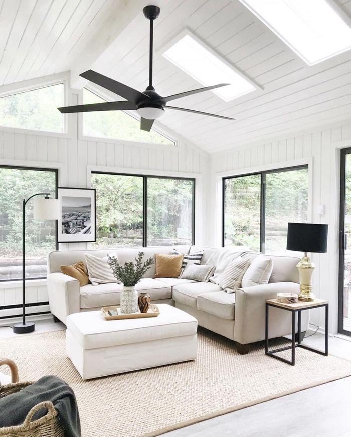 alte holzdecke weiß streichen ohne abschleifen tipps und tricks wohnzimmerdecke ideen wohnzimmer gestalzen