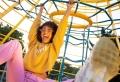 Indoor Klettergerüst: Kinder fördern