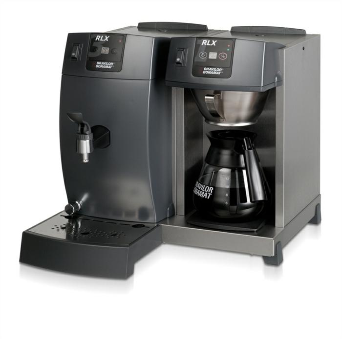 ein mengenbrüher auswahl einer kaffeemaschine