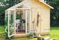 Die Vorteile der Gartenhäuser im Überblick