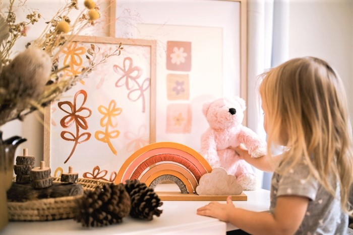 kinderzimmer einrichten und dekorieren tipps und tricks gemütliches mädchenzimmer kinderzimmerdeko ideen zimmer gestalten