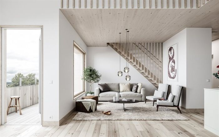vwohnzimmer gestalten zimmerdeko in weiß moderne einrichtungsideen wohnzimmergestaltung