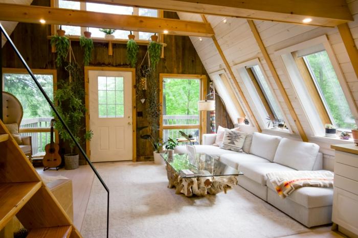 2 großes und schönes wohnzimmer holzhaus kafen informationen