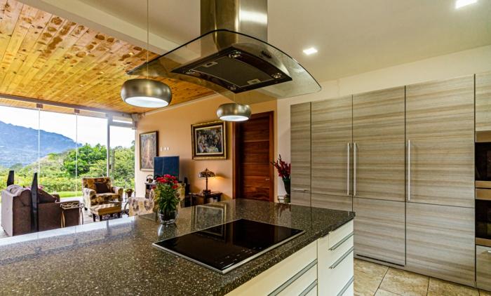 3 inneneinrichtung moderne große küche mit insel inspiration